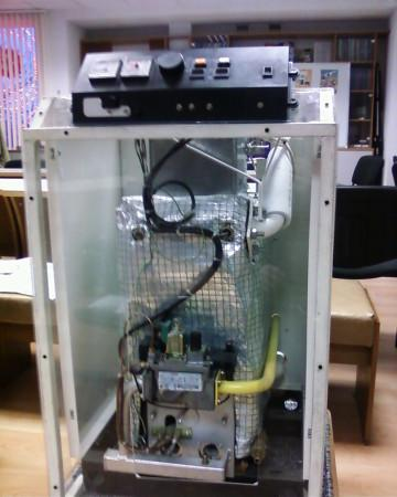 Котел газовый двухконтурный без подключения к электричеству подключение электричества в ло