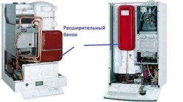 Современные газовые котлы