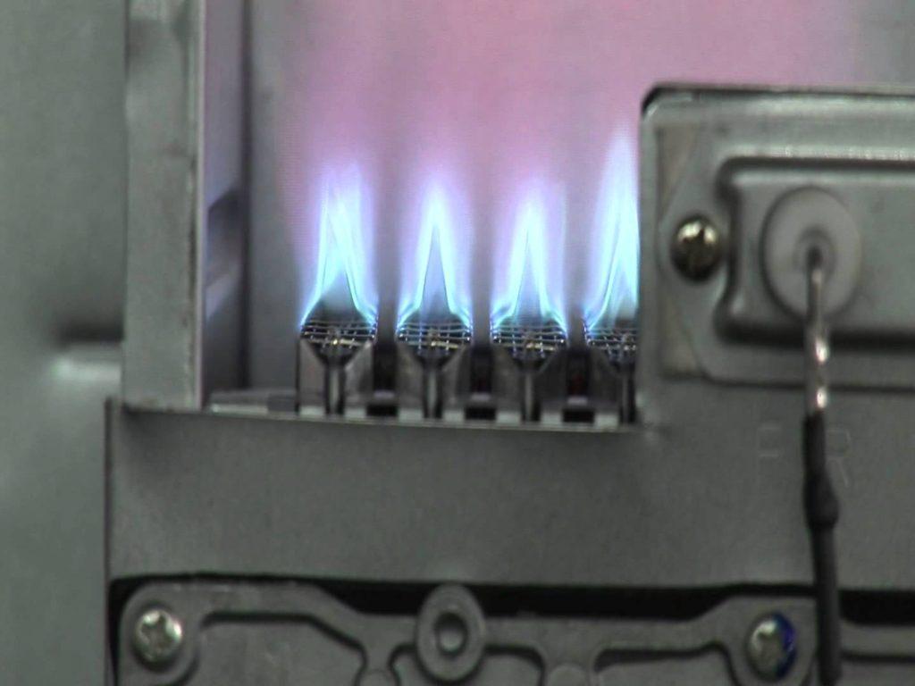закрытая камера сгорания