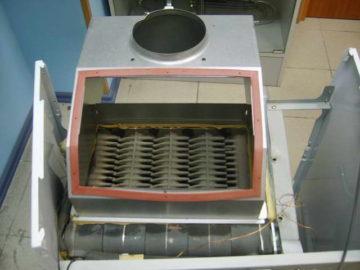 Какой котел с чугунным теплообменником Кожухотрубный испаритель Alfa Laval FEV-HP 2210 Чита