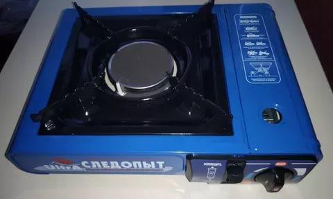 газовая плита с керамической горелкой