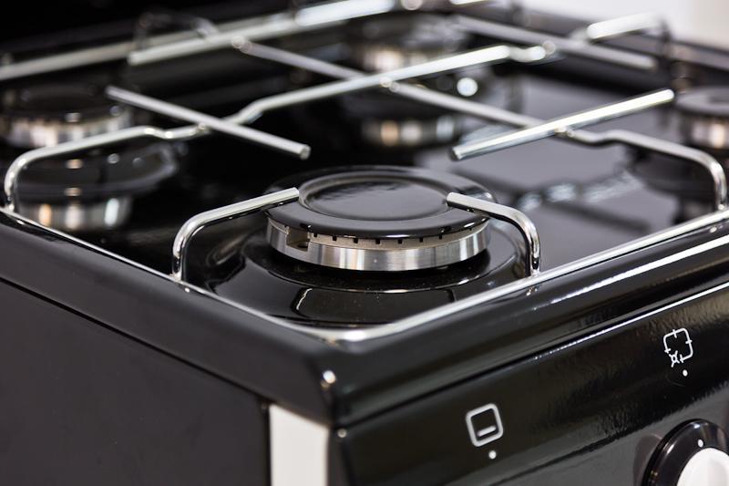 эмалированная газовая плита