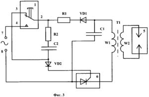 Схема электророзжига газовой плиты