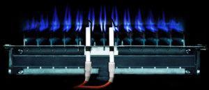 Газовая горелка котла