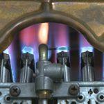 Горелка газового агрегата