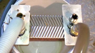 Промывка теплообменника своими руками