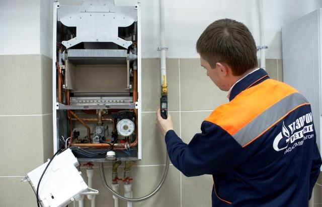 техобслуживание газового котла