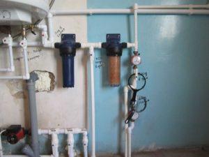 фильтры на подаче в газовый котел