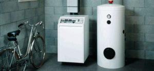 газовое отопление в гараже