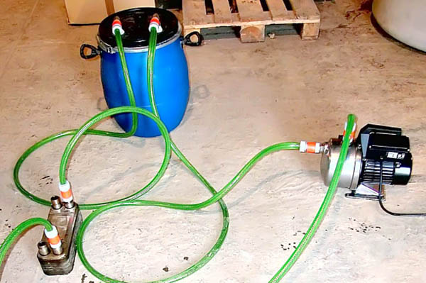 Чем промыть теплообменник двухконтурного котла в домашних условиях схема кожухотрубных теплообменников