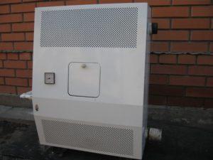 эксплуатация парапетных агрегатов
