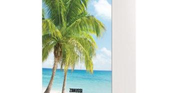 Газовые колонки ZANUSSI с пальмами