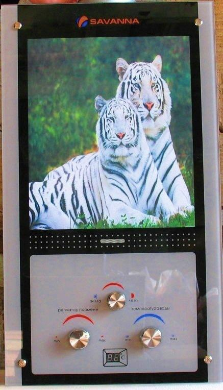 Savanna 10 LCD