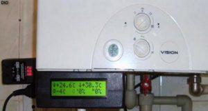 программатор терморегулятора